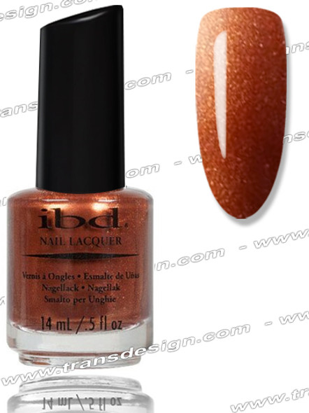IBD Nail Lacquer - Go-Go Above a& Beyond