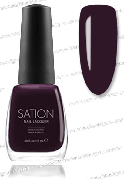SATION Nail Lacquer - Happy Wine-Y People 0.5oz (C)