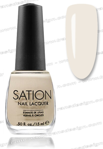 SATION Nail Lacquer - Hottie Biscottie 0.5oz (C)