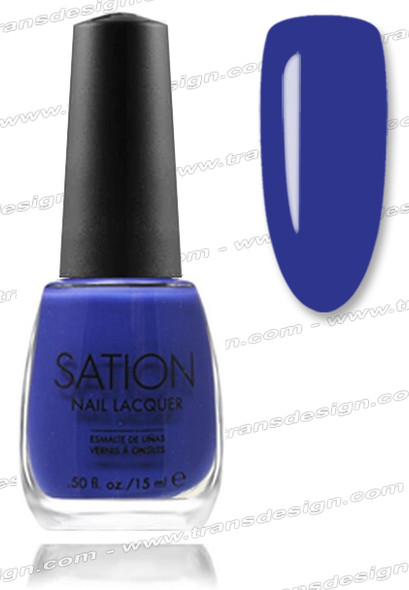 SATION Nail Lacquer - Don Wannabe 0.5oz (C)