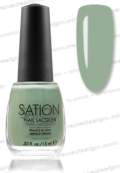SATION Nail Lacquer - I Need a Spumani 0.5oz (C)
