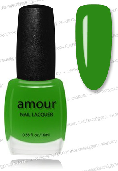 AMOUR Nail Lacquer - Spring Forward  Top Coat 0.56oz.