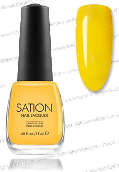 SATION Nail Lacquer - Abbacadazzle 0.5oz