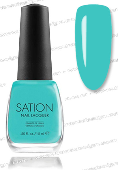 SATION Nail Lacquer - Dating the Duke 0.5oz