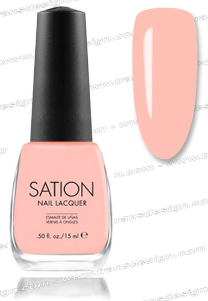 SATION Nail Lacquer - Love at First Byte 0.5oz
