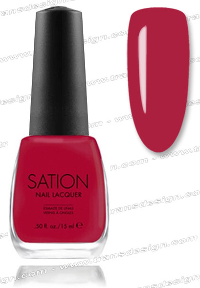 SATION Nail Lacquer - Delete Your Junk Male 0.5oz