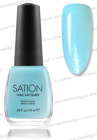 SATION Nail Lacquer - Holiday Golightly 0.5oz