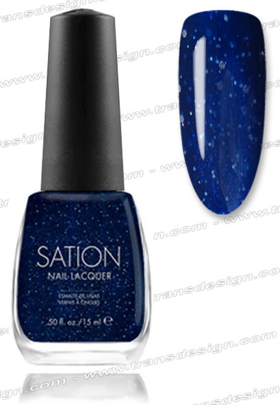 SATION Nail Lacquer - Let's Mingle & Jingle 0.5oz
