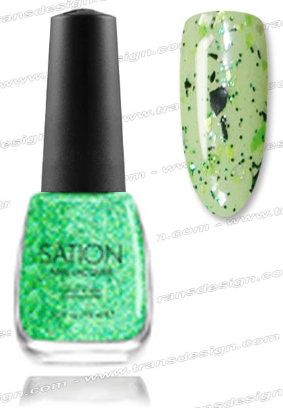 SATION Nail Lacquer - Ego-Friendly 0.5oz (G)