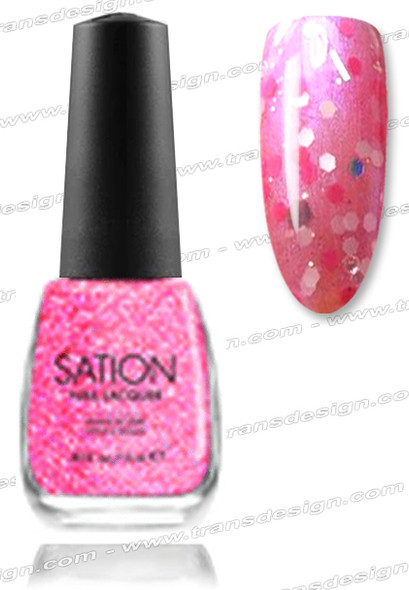 SATION Nail Lacquer - Confessions of a Nail Tech 0.5oz (G)