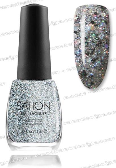 SATION Nail Lacquer - I Diamond Diggin'Diva 0.5oz (G)