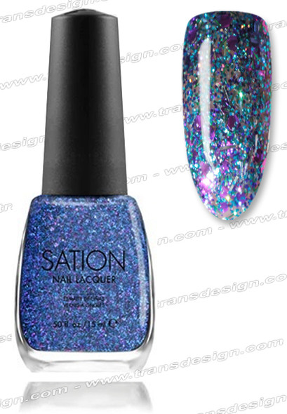 SATION Nail Lacquer - Can Buy Me Love 0.5oz (G)
