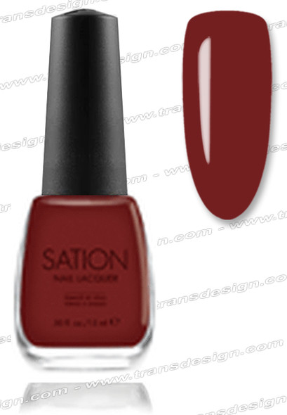 SATION Nail Lacquer - Front Row Flasher 0.5oz