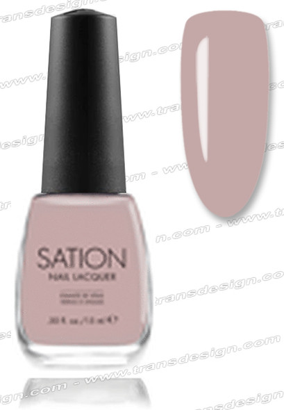 SATION Nail Lacquer - Down & Dirty Flirty 0.5oz