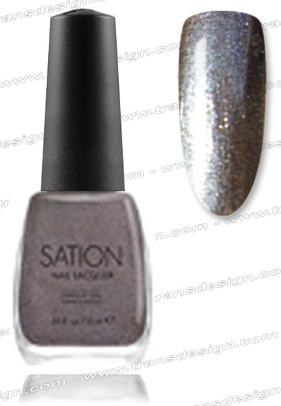 SATION Nail Lacquer - I'm With The Bandana 0.5oz