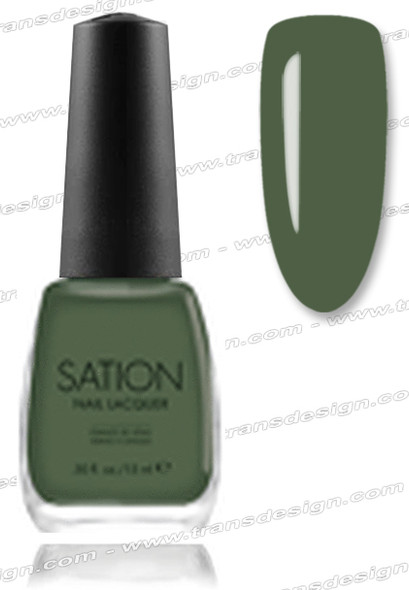 SATION Nail Lacquer - I Paint In Peace 0.5oz