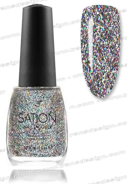 SATION Nail Lacquer - Band Beauty 0.5oz
