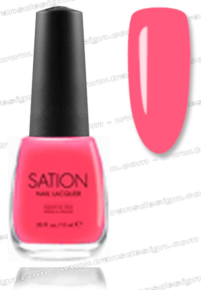 SATION Nail Lacquer - Drama Doll 0.5oz
