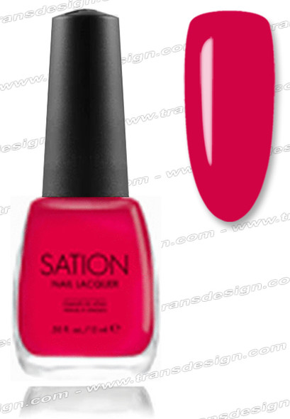 SATION Nail Lacquer - Hot 4 Teacher 0.5oz