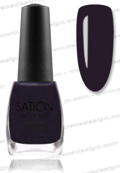 SATION Nail Lacquer -  It's All Navy Baby 0.5oz