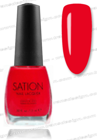 SATION Nail Lacquer - Hail to the Pink 0.5oz