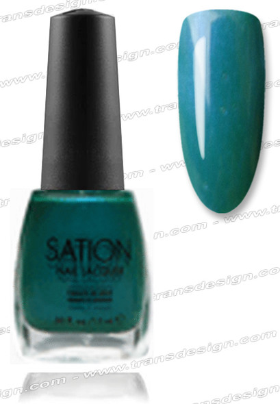 SATION Nail Lacquer - Miss McTeal 0.5oz (Sh)