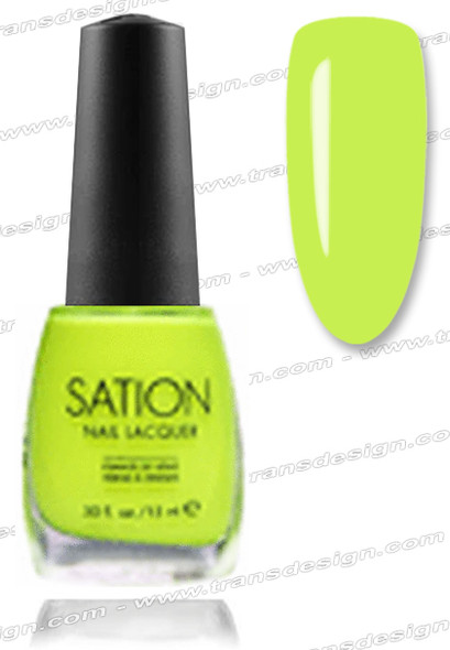 SATION Nail Lacquer - Let's Make Lemonade 0.5oz (Sh)