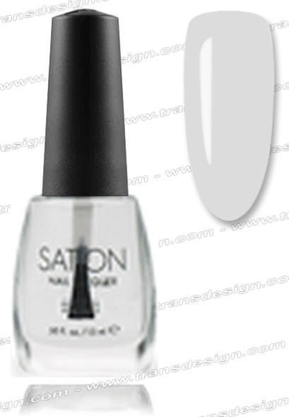 SATION Nail Lacquer - Shiny Topcoat 0.5oz