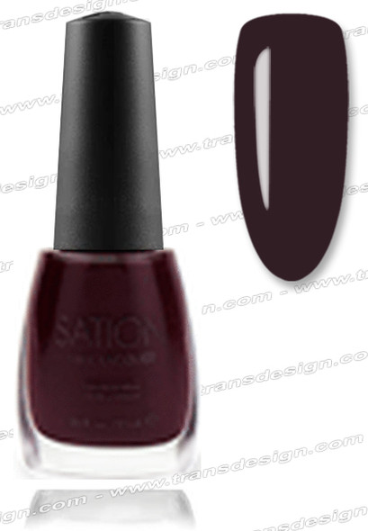 SATION Nail Lacquer - Midtown Haze 0.5oz