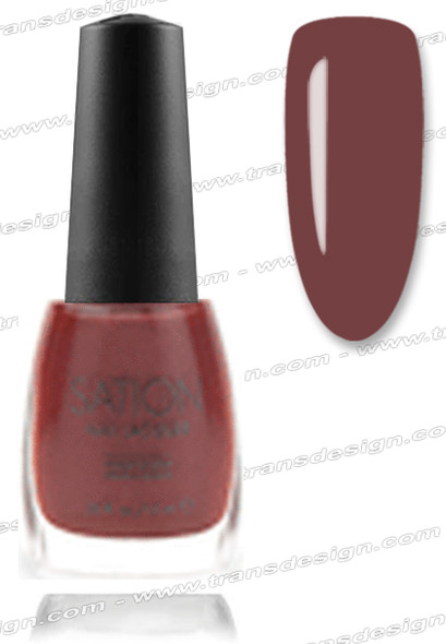 SATION Nail Lacquer - Cognac 0.5oz