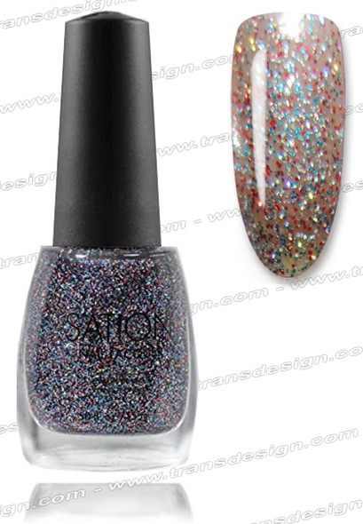 SATION Nail Lacquer - Holiday Spirit  0.5oz (G)
