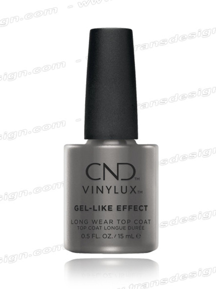 CND VINYLUX - Gel-like Effect Top Coat 0.5oz.