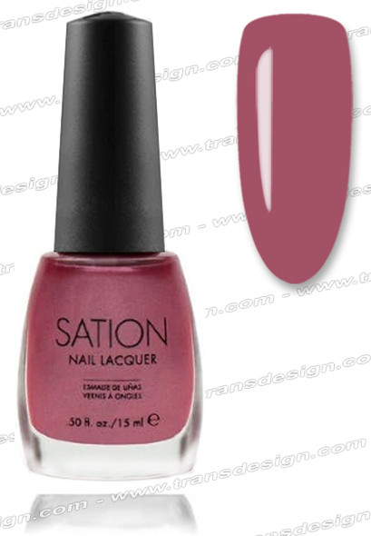 SATION Nail Lacquer - Bery Bery 0.5oz