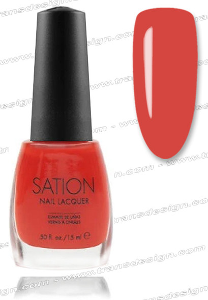 SATION Nail Lacquer - Bees And Honey 0.5oz (S)