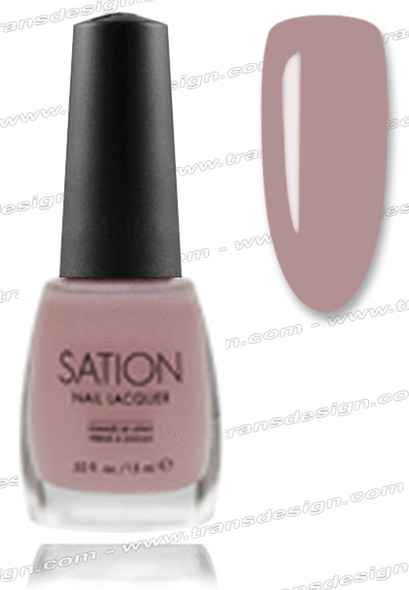 SATION Nail Lacquer - Trench Coat 0.5oz