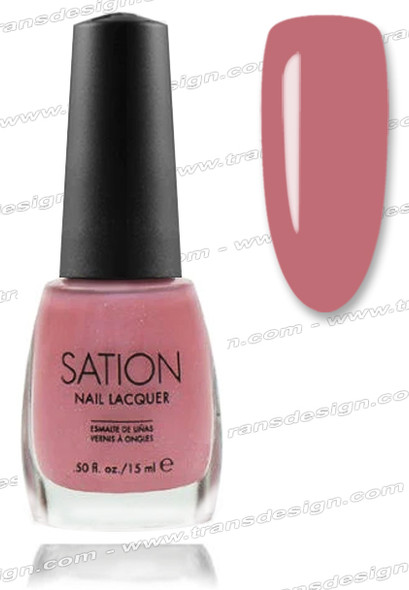 SATION Nail Lacquer - Freeze Frame 0.5oz