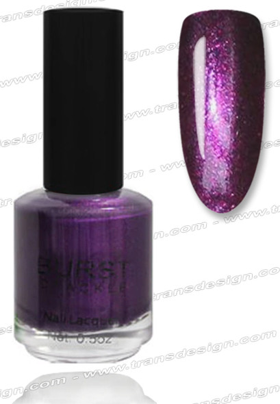 BURST CRACKLE Nail Lacquer - Royal Decadence  #12