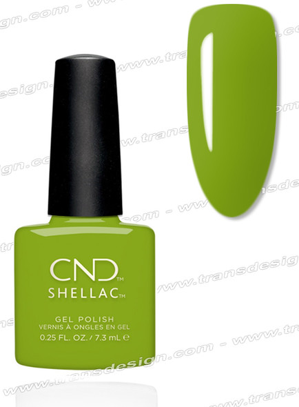 CND SHELLAC-Crisp Green 0.25oz.