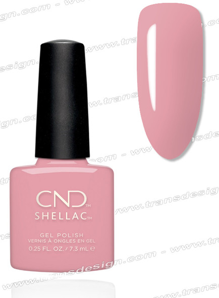 CND SHELLAC-Pacific Rose 0.25oz.