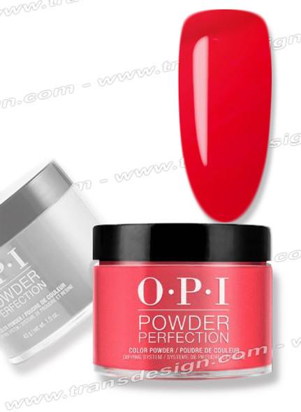OPI Dip Powder - DPC13 Coca-Cola® Red