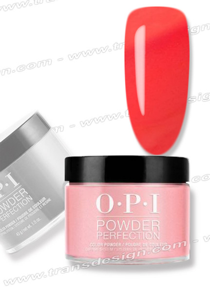 OPI Dip Powder - DPH70 Aloha from OPI