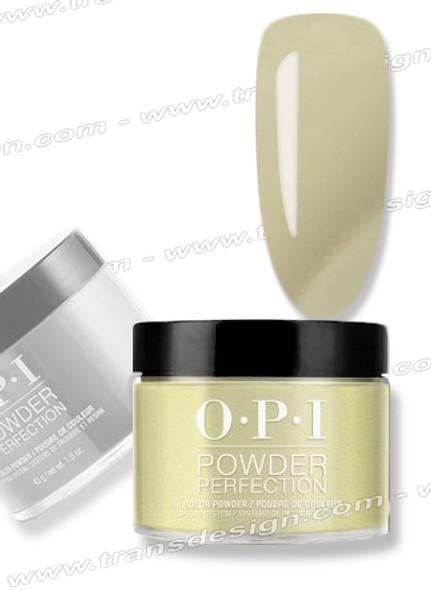 OPI Dip Powder -  DPI58 This Isn't Greenland