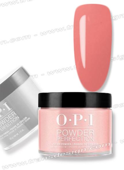 OPI Dip Powder - DPN57 Got Myself into a Jam-balaya