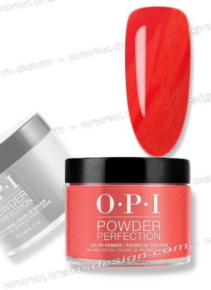 OPI Dip Powder - DPH47 A Good Man-darin is Hard to Find