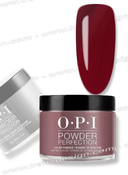 OPI Dip Powder - DPH02 Chick Flick Cherry