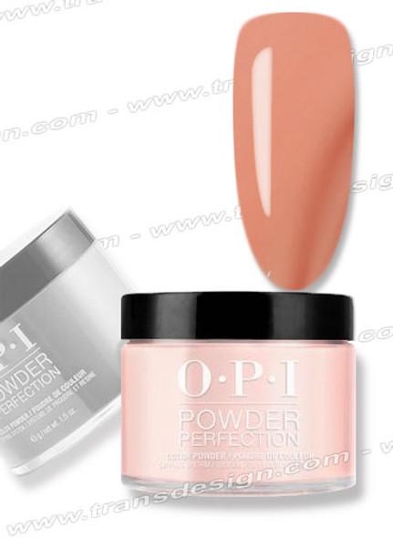 OPI Dip Powder - DPM88 Coral-ing Your Spirit Animal