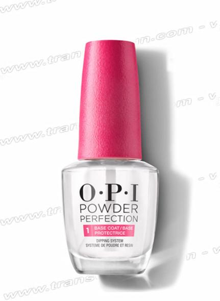 OPI POWDER PERFECTION Base Coat #1 0.5oz - 935221