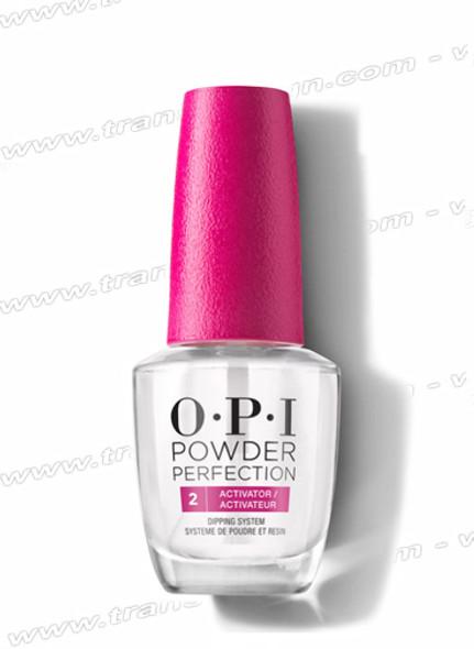 OPI POWDER PERFECTION Activator #2 0.5oz.