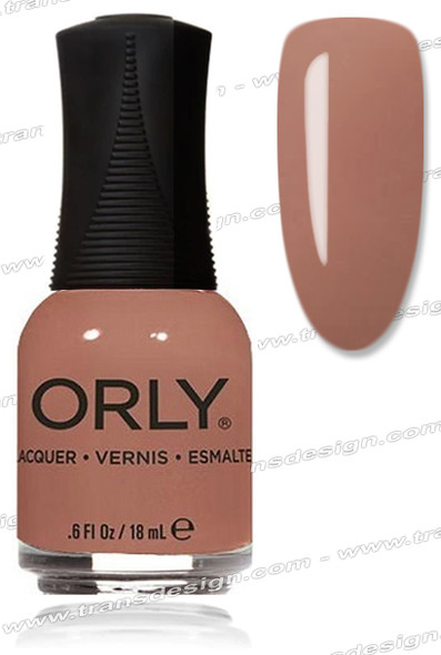 ORLY Nail Lacquer - Coffee Break