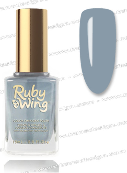 RUBY WING Nail Lacquer - Chambray 0.5oz